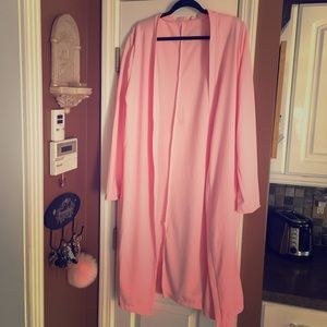 Light pink Duster